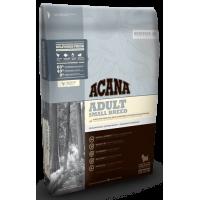 ACANA ADULT SMALL BREED (АКАНА ЭДАЛТ СМОЛ БРИД) - сухой корм для взрослых собак мелких пород