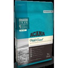 ACANA WILD COAST (АКАНА ВАЙЛД КОУСТ) - гипоаллергенный корм для собак всех пород и возрастов с рыбой
