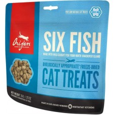 Orijen FD Six Fish Cat (Ориджен ФД Шесть Видов Рыб Кэт)