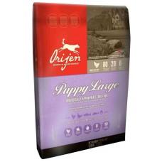 ORIJEN PUPPY LARGE BREED (ОРИДЖЕН ПАППИ ЛАДЖ БРИД) - сухой корм для щенков крупных пород